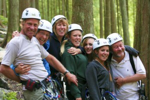 SkyTrek Adenture Park: fun family activities in BC